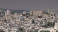 jerusalem pan over oldcity video