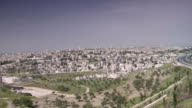 jerusalem panorama  super wide video