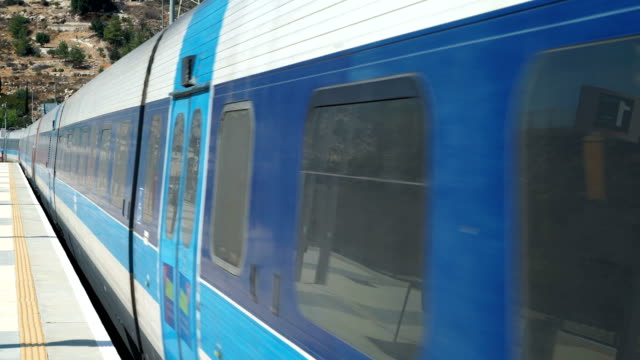 Jerusalem Train video
