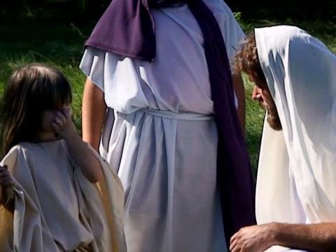 Jesus and little children 1 video