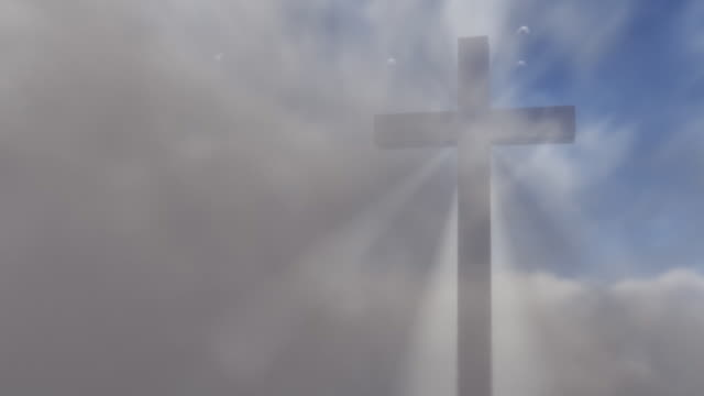Jesus cross video