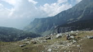 Jesus in the Galilean mountains, the Holy Land video