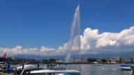 Jet D'eau - Geneva, Switzerland video