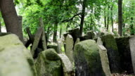 jewish cemetery in prague video