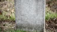 Jewish grave video