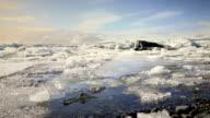 Jökulsárlón Lagoon  - Iceland video