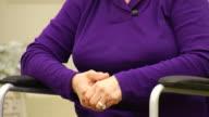 Joan's Wheelchair Sadness video