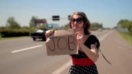 Job hunting highway video