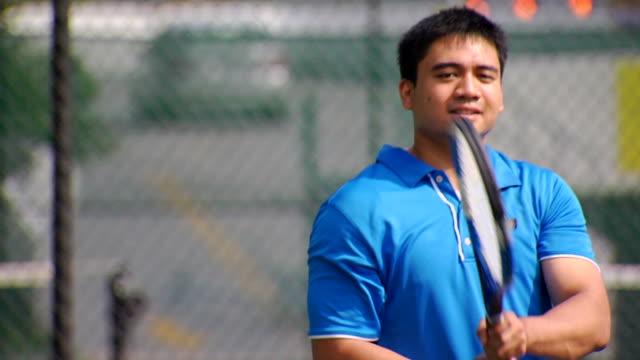 Joe's Tennis Backhand - Match Cut video