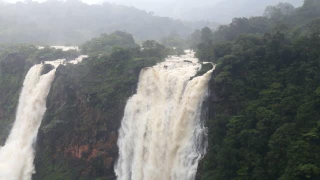 Jog Falls video