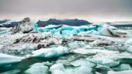 Jokulsarlon Glacier Lagoon - Iceland video