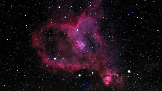 Journey to the Heart Nebula video
