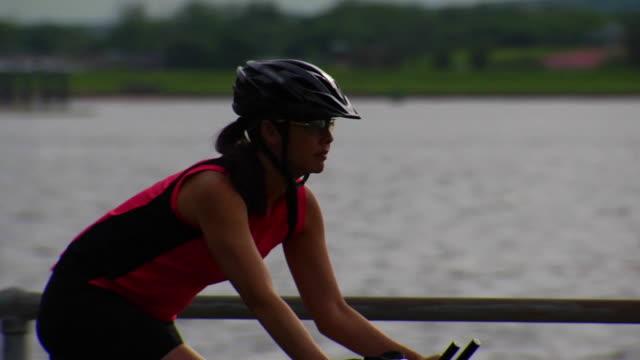 Joy's Bike Ride - Silhouette 1 video