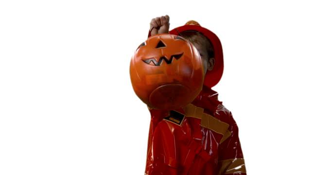 HD Jr. Firefighter Halloween video