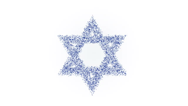 Judaism concept animation video