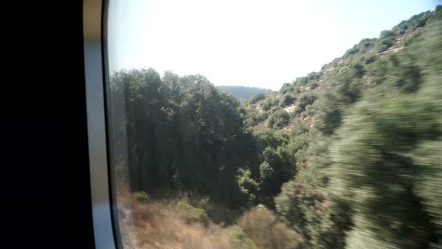 Judea Train Ride video