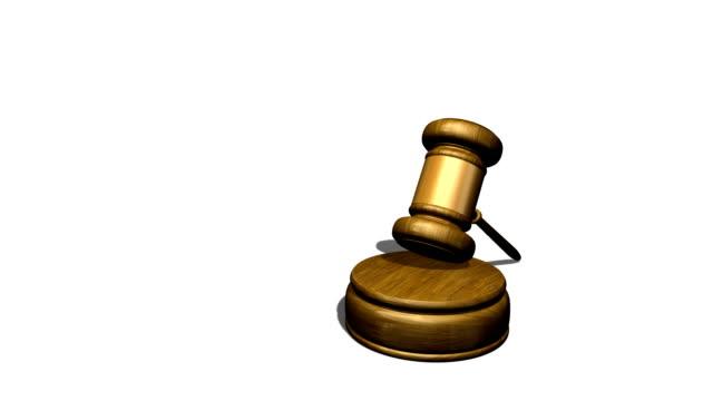 Judge Gavel video