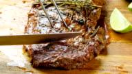 Juicy Grilled Steak video