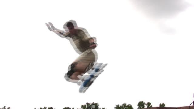 Jump roller video