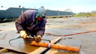 Jump welding video