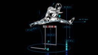 3D Jumping Hurdler video