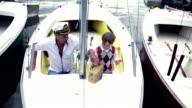 junior sailor video
