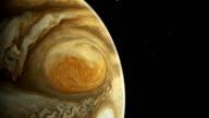 Jupiter's Great Red Spot video