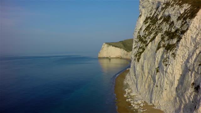 Jurassic Coast: Along Cliff video
