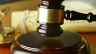 Justice settlement in trial tribunal to seek truth verdict court legal law syste video