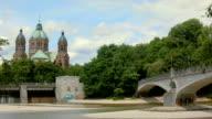 Kabelsteg and St. Lukas Church video