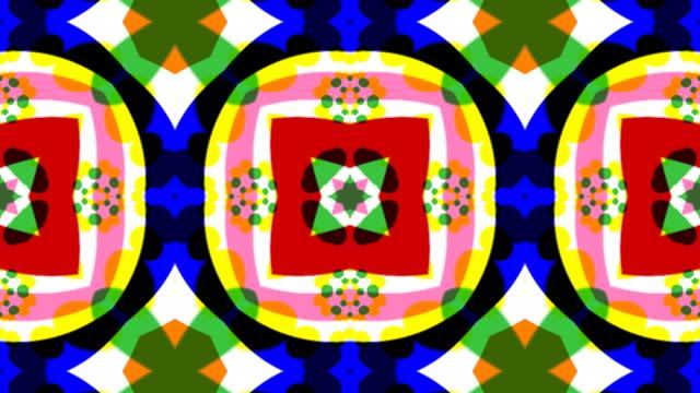 Kaleidoscope 2D HD 1080 video