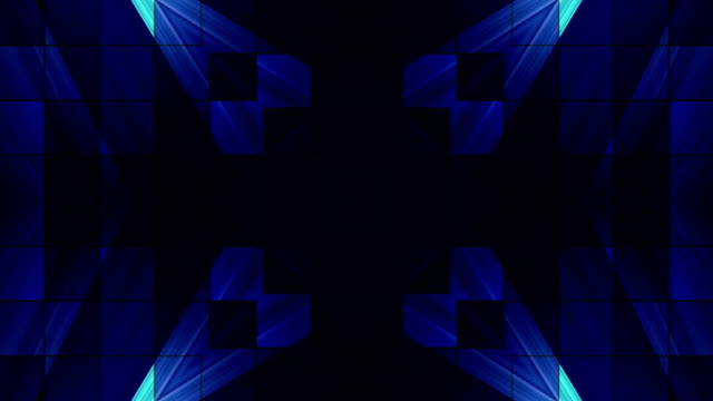 Kaleidoscope Abstract Loop Background, Animation, Rendering, Loop video