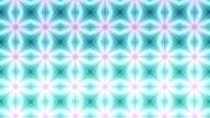 Kaleidoscope background abstract loop video