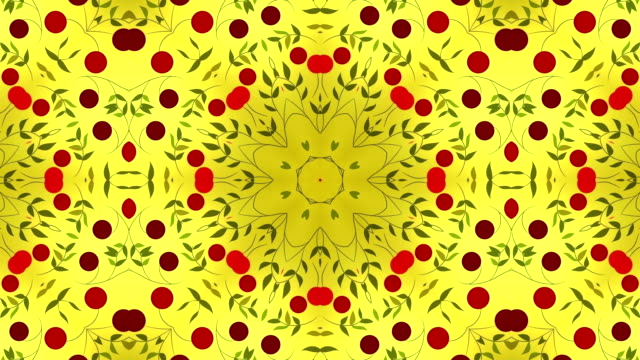 Kaleidoscope, Cherry video