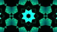 Kaleidoscope, Neon video