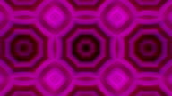 kaleidoscopic animation background video