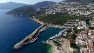 Kalkan Turkey video