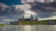 TIME LAPSE: Kalmar Castle Sweden video