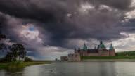 TIME LAPSE: Kalmar castle video