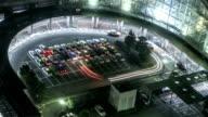 Kanazawa Taxi Stand Time-lapse video