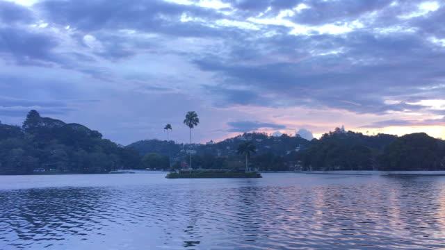 Kandy Lake, Sri Lanka video