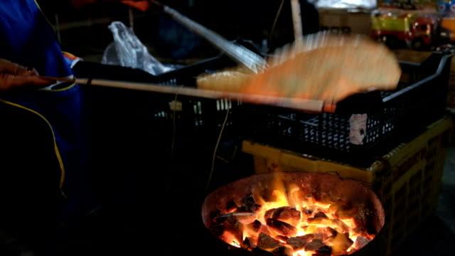 Kaokrieb Wao,ndigenous rice cracker video