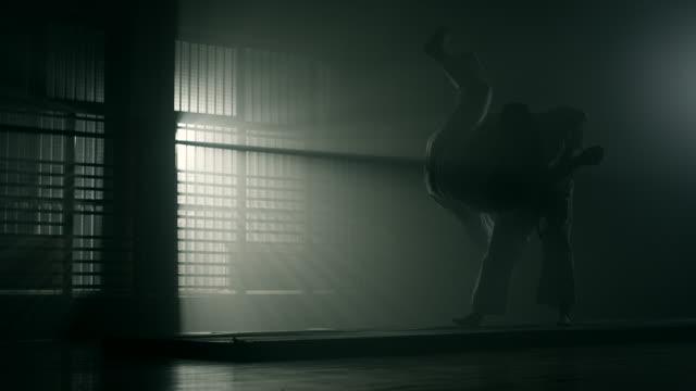 Karate video