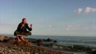 Karate-Suit video