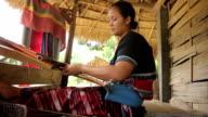 Karen women are weaving video