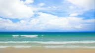 Kata Beach Time-lapse, Phuket Thailand video