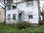 Katrina Damaged House New Orleans, LA video