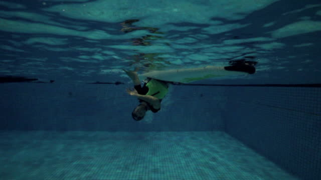 Kayak above video