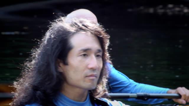 Kayakers video