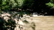 kayaking in wilderness video